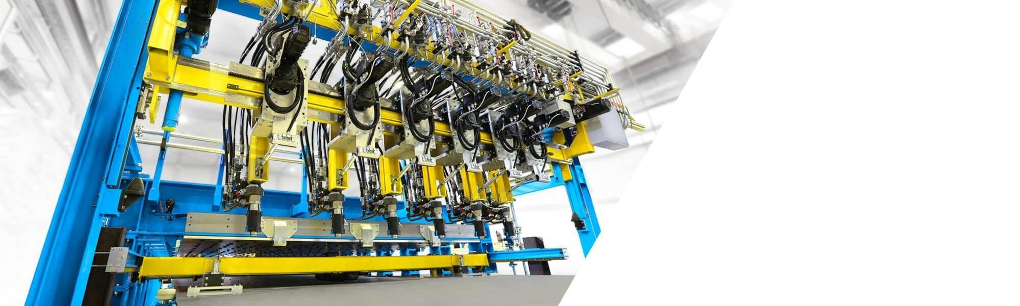 连续和非连续性生产金属复合元件和保温板