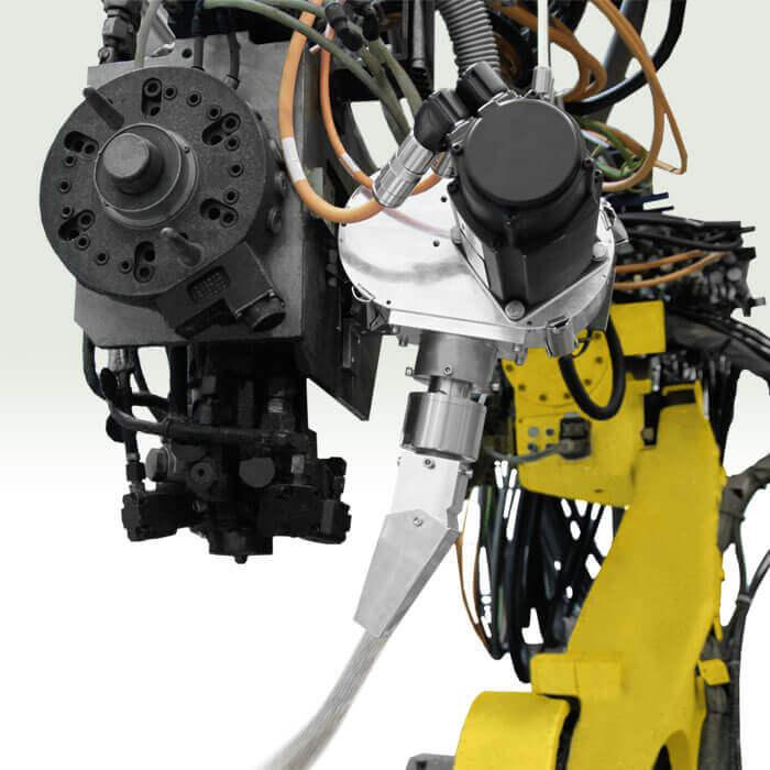 PUR-CSM喷涂技术