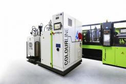 Surface finishing at a new level: the COLOURLINE MULTI-CONNECT machine system